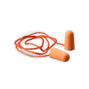 Corded Foam Earplugs, Hearing Conservation 1110 500 / Case