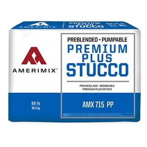 AMX 715 Premium + Stucco 80 # bag