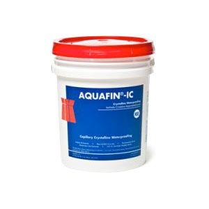 AQUAFIN-IC GRAY 50# pail