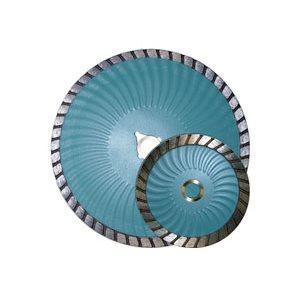 18007 - 4 X .085 X 7 / 8 SHOCKWAVE BLUE TURBO