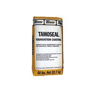 Tamoseal Foundation Coating 50# bag