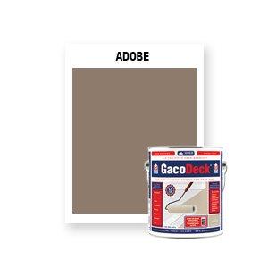 GacoDeck Top Coat - Adobe- Gallon