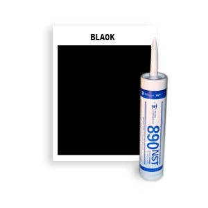 890 NST - CTG-012-Black CTG Non-Staining, Ultra-Low Modulus Silicone Sealant-10 oz cartridge