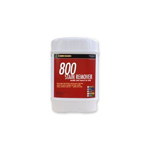 800 Stain Remover