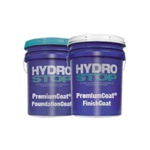 HYDROSTOP FINISH COAT WHITE 5GL PAIL