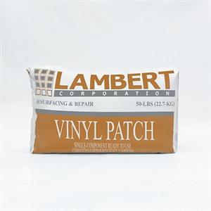 LAMBERT VINYL PATCH 50 LB BAG